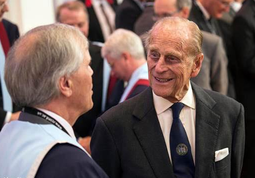 Prince Phillip survives car crash, while he was driving