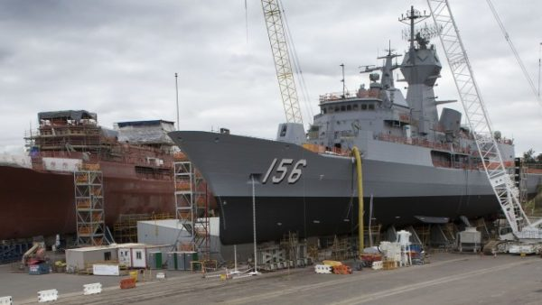 Austal wins contract to build Navy ships in WA