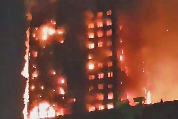 London fire fatality updates