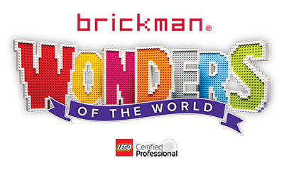 Article image for Brickman – Wonders of the World Exhibit