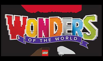 Brickman – Wonders of the World Exhibit