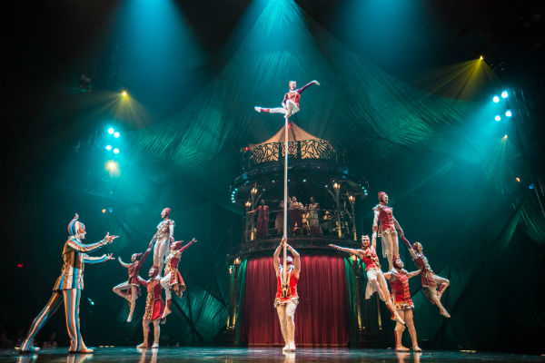 Article image for Cirque du Soleil will need business insurance! Rod Fitzgerald on Afternoons