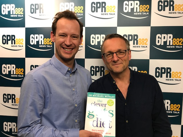 Dr Michael Mosley's Clever Gut Diet
