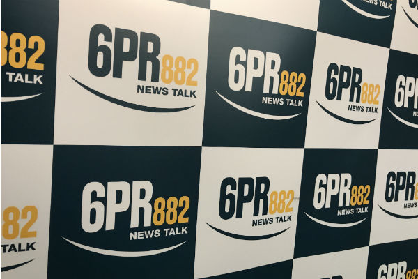 Article image for Simon Beaumont opens up about the line-up changes on 6PR