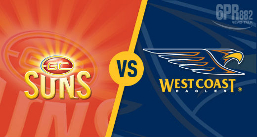 Article image for Suns down Eagles