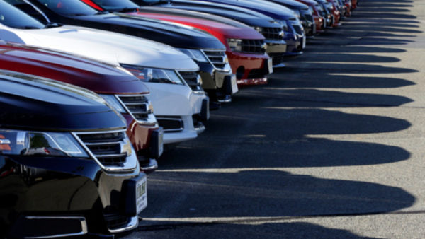 Why are used car sales spiking?