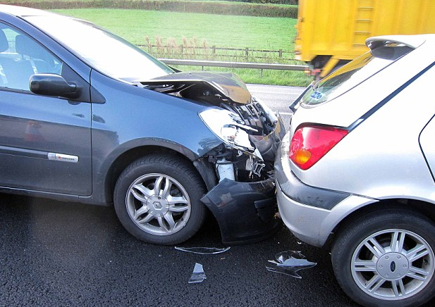 Insurance shock after test drive