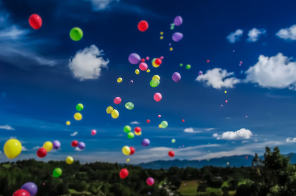 Greens call for balloon ban