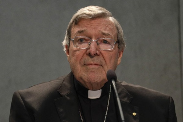 Pell addresses media