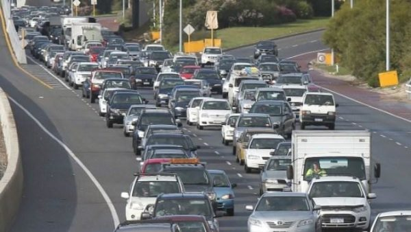 Perth's longest daily commute