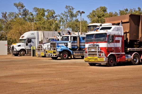 """Article image for """"Third world"""" truck stops set for upgrade"""