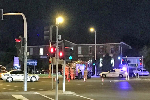 Article image for Brighton hostage situation: Two dead, three police injured