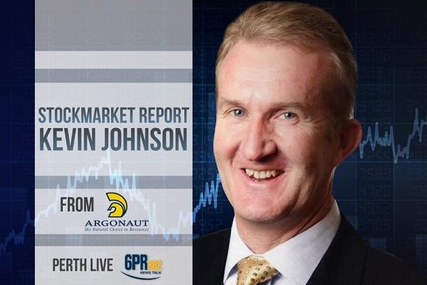 Kevin Johnson's Stock Market Report