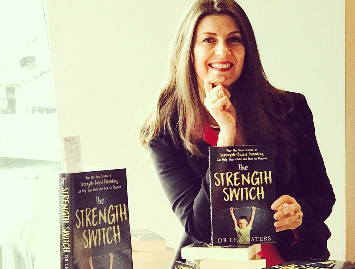 Dr Lea Waters : The Strength Switch