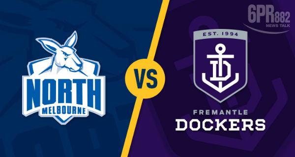 Article image for Fremantle's four from debutant