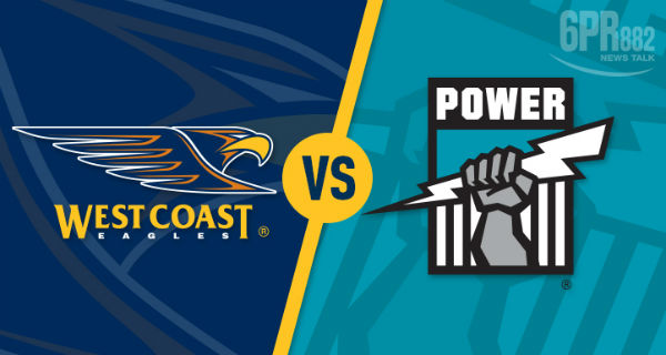 Port power over Eagles