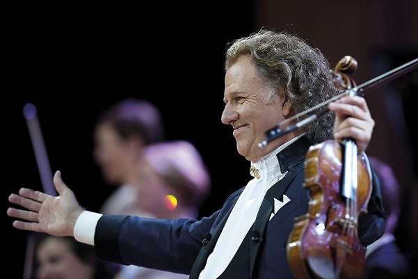 Andre Rieu to celebrate Christmas 2018 in Perth