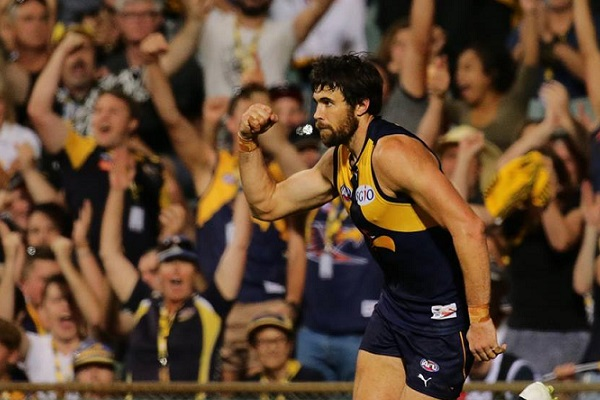 West Coast Eagles Future – Josh Kennedy