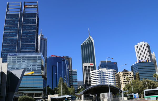 Article image for Perth wakes to coldest morning of the year