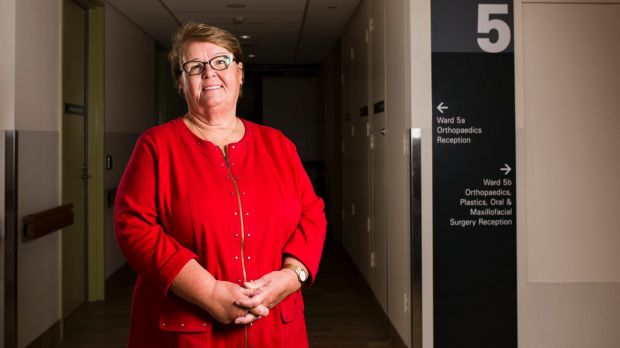 ACT Chief Nurse retires