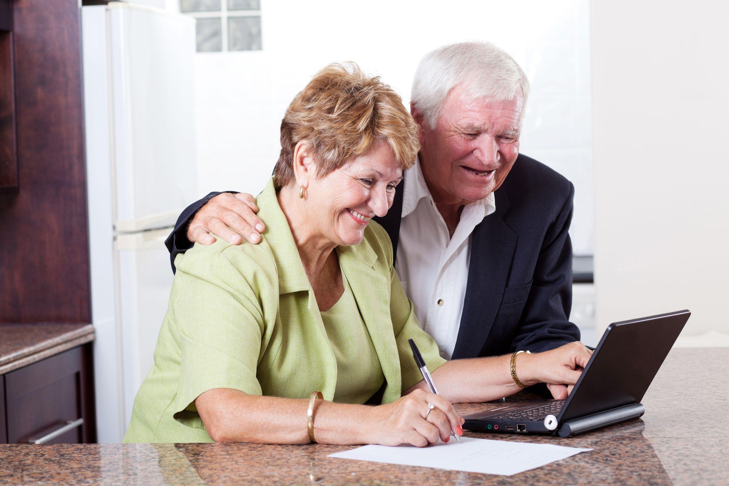Stamp duty saving for seniors