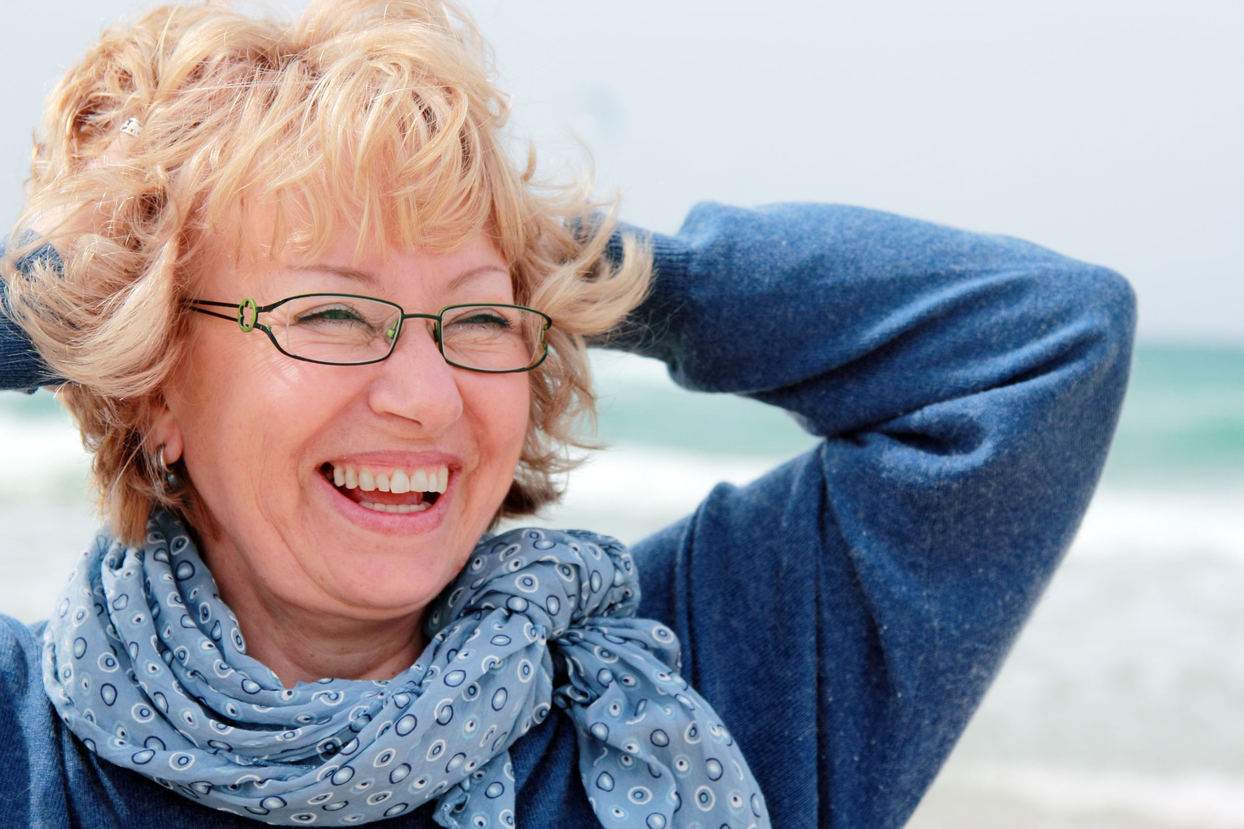 Women are getting better with age
