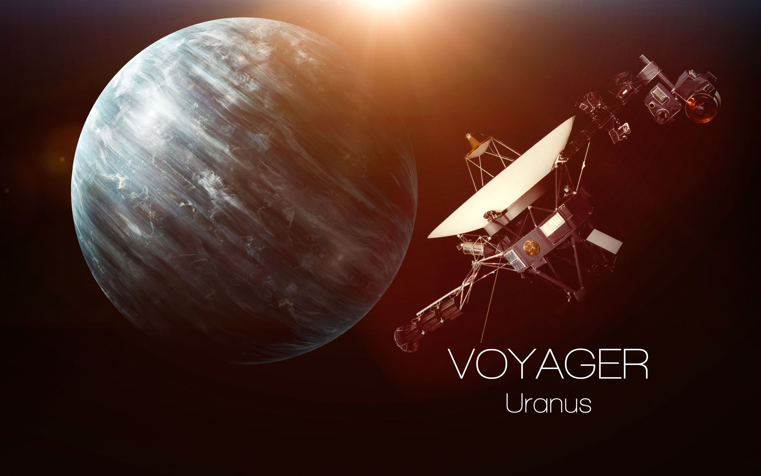 Voyager: 40 years in space