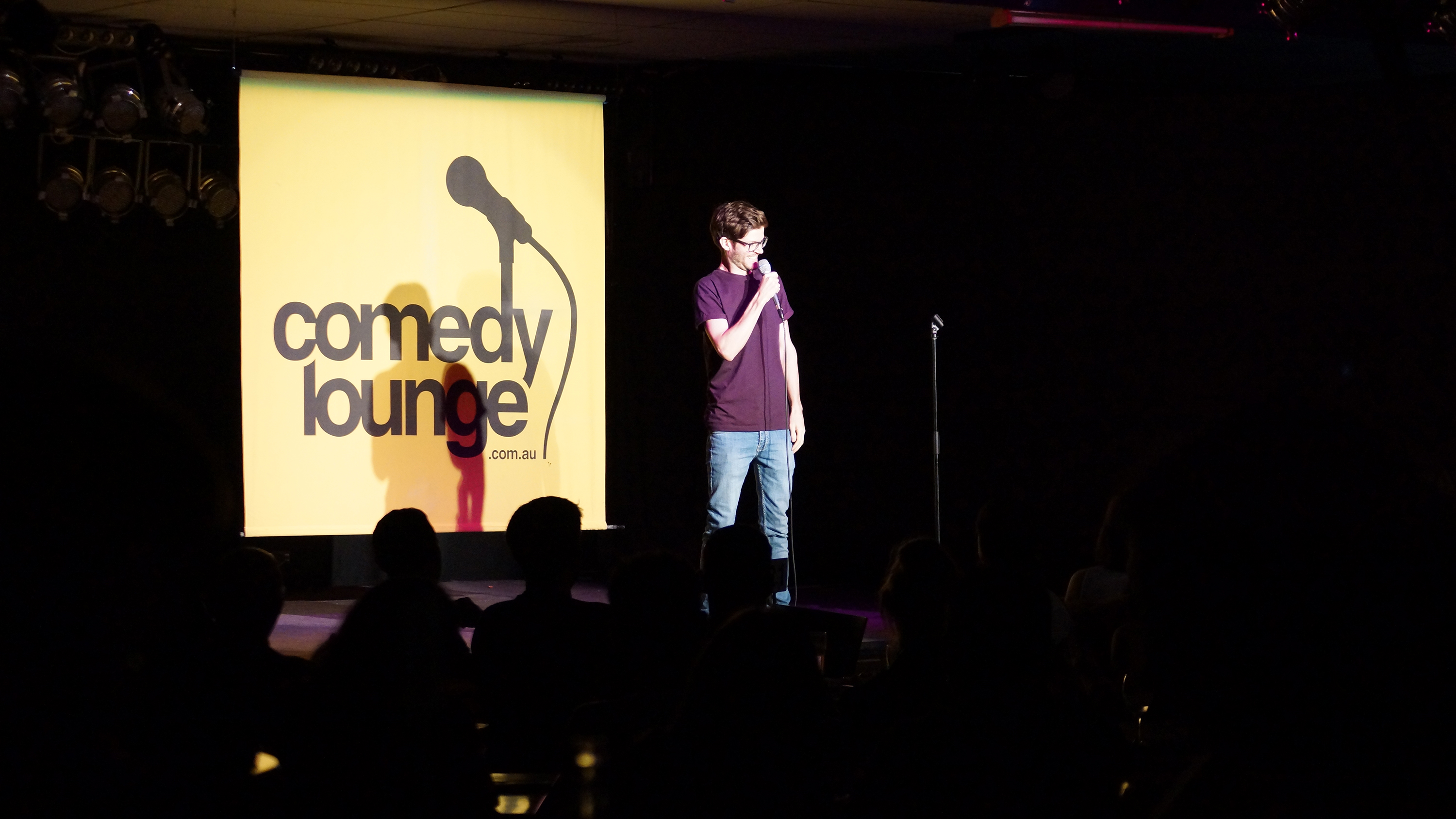 Comedy Lounge to open