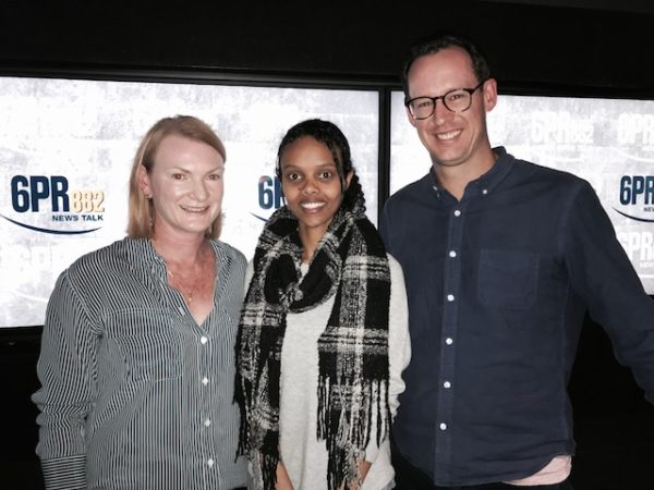 Eritrean refugee takes-out Geoff Rasmussen Scholarship