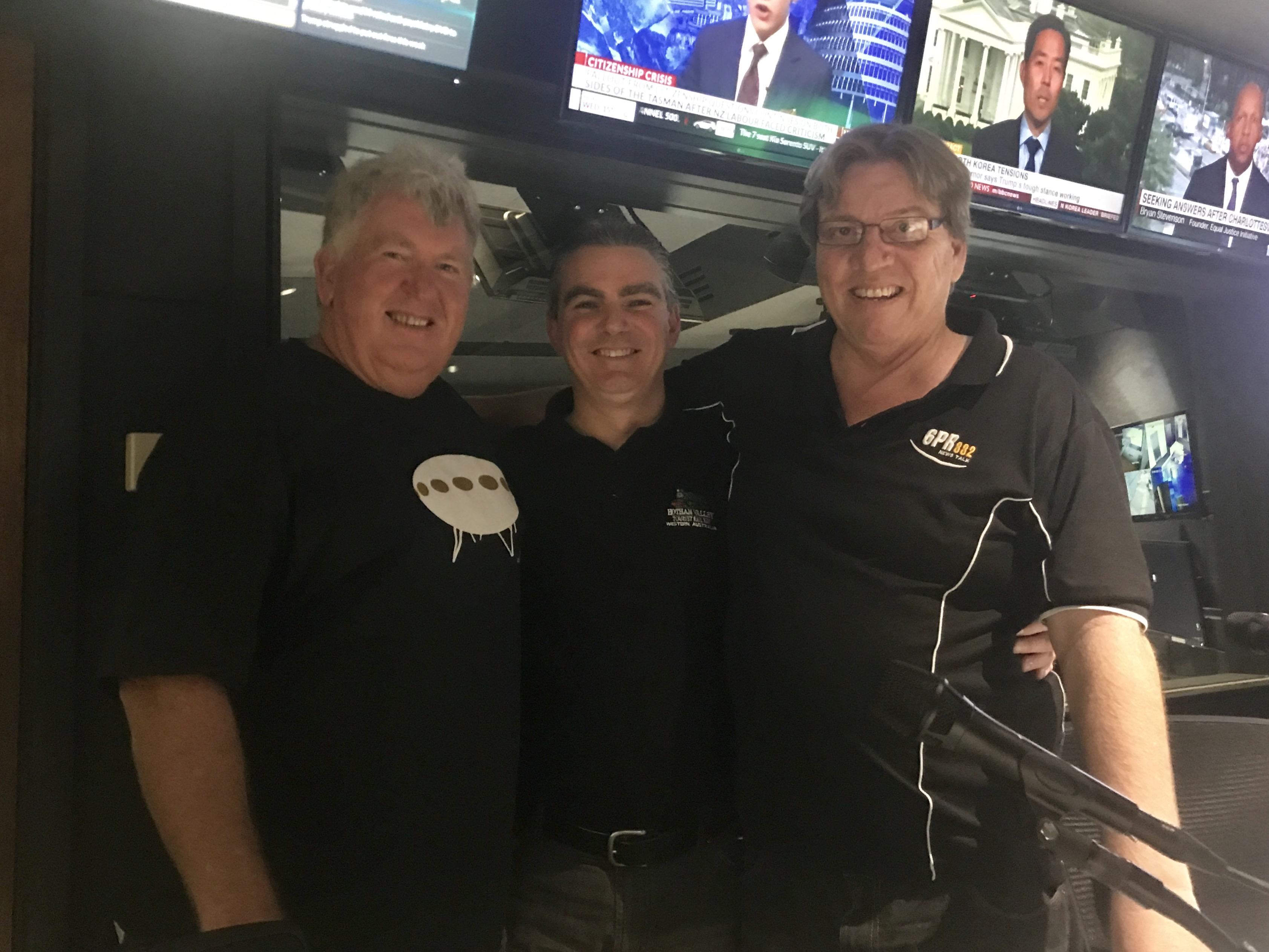 Train Talks with Warren Duffy – Lost Perth