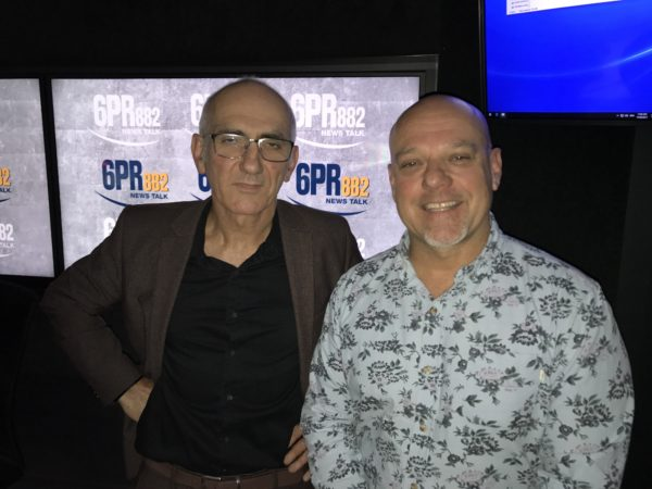 Paul Kelly on Afternoons