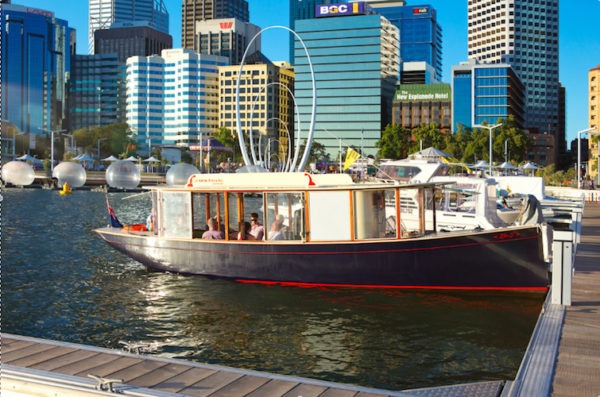 Calls to expand Perth ferry network