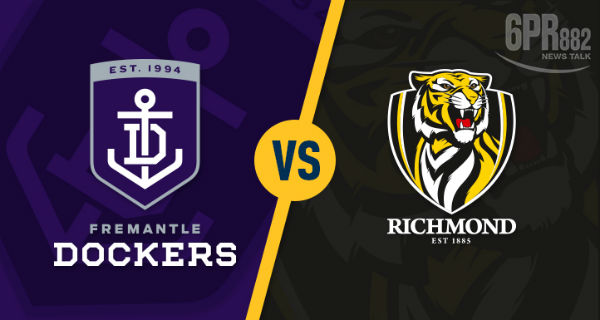 Article image for Dockers sink, Tigers Roar