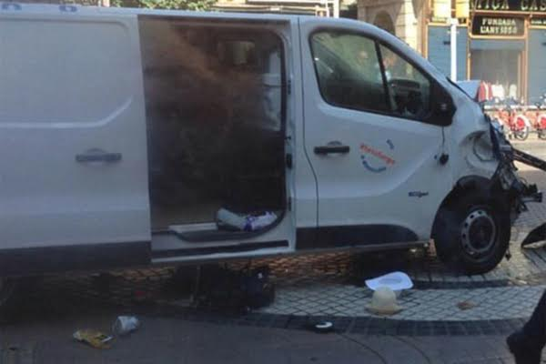 Perth resident's near miss in Barcelona