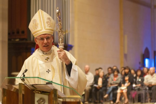 Archbishop urges compassion in SSM debate