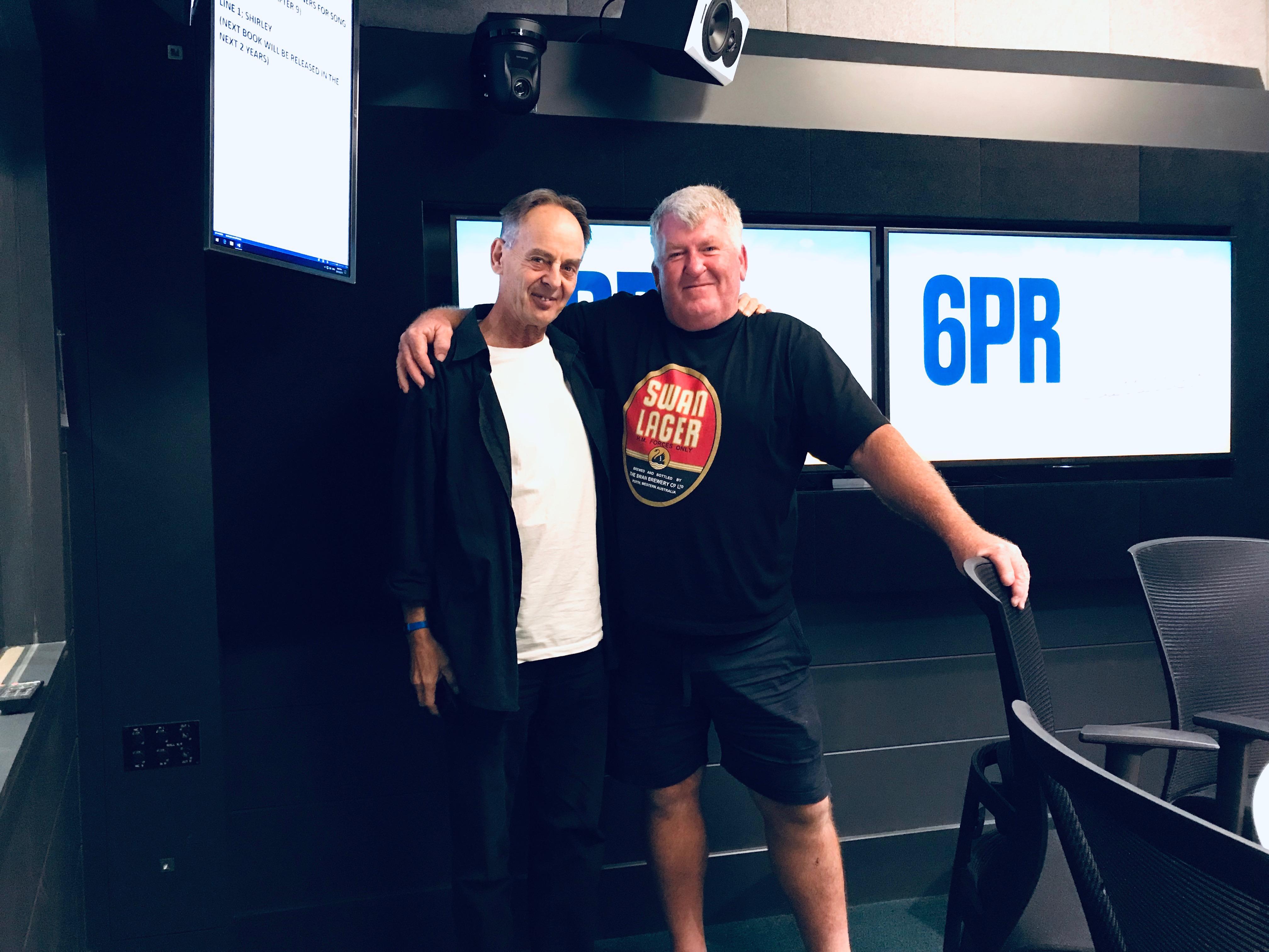 Lost Perth with Warren Duffy
