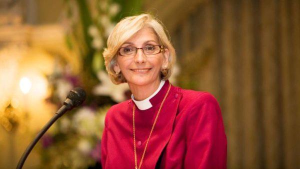 Australia's first female Anglican Archbishop