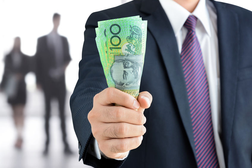 Article image for We shouldn't be 'subsidising millionaire CEOs'