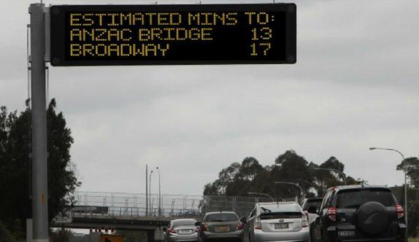 Variable travel estimates coming to Perth freeways