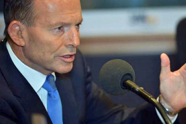 Article image for Man charged over alleged Abbott headbutting