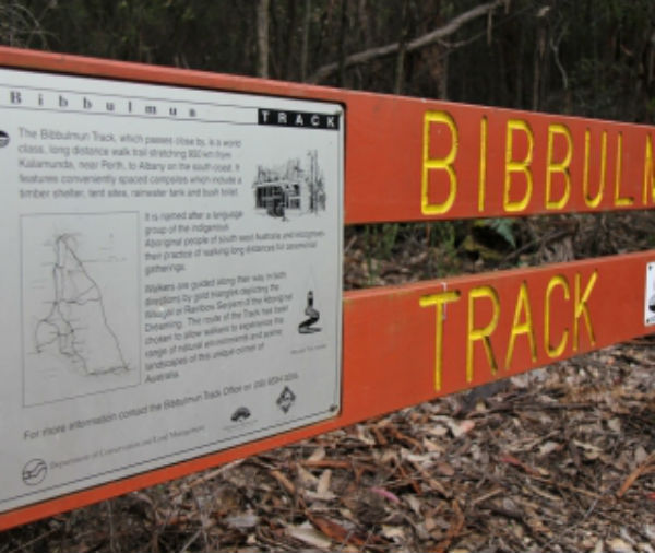 Reno for the Bibbulmun Track