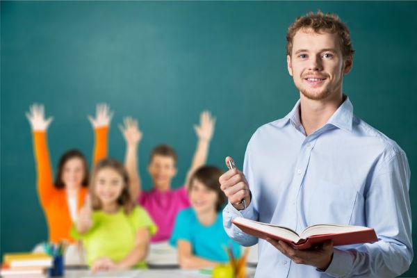 No more male teachers