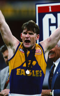 Article image for Finals footy! With West Coast Eagles and 6PR legend Glen Jakovich