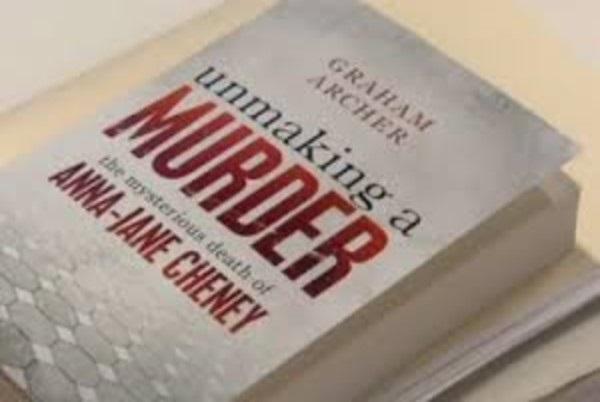 Graham Archer Author of Unmaking A Murder 13 Sep 2017