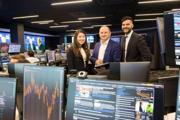 Australia's biggest & newest trading room