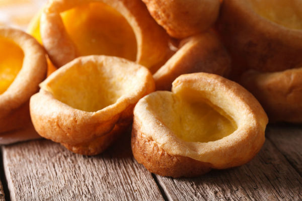 What is a Yorkshire pudding wrap?