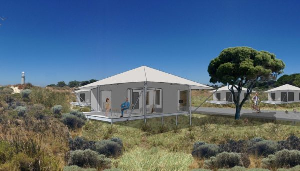 Eco-retreat on the way for Rotto