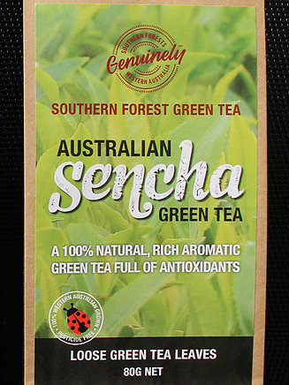 Taste of The West – Great Southern Green Tea – September 9th, 2017