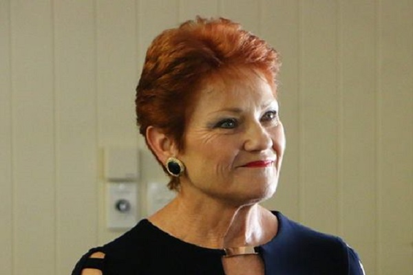 Pauline Hanson's Today rant