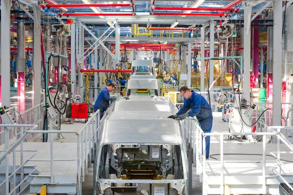 Barry Park Car Factories Closing